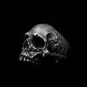 Stainless Steel 13.5 Skull Ring Vintage Now